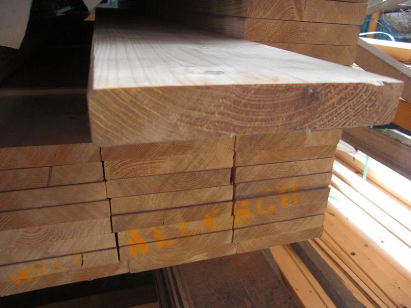 balkonbretter konstruktionsholz fichte 27 x 144 mm 3 m. Black Bedroom Furniture Sets. Home Design Ideas
