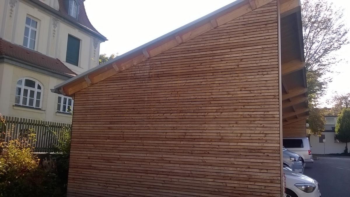 Lärche Rhombus 21 x 68 mm B C Sortierung Holz Allesch